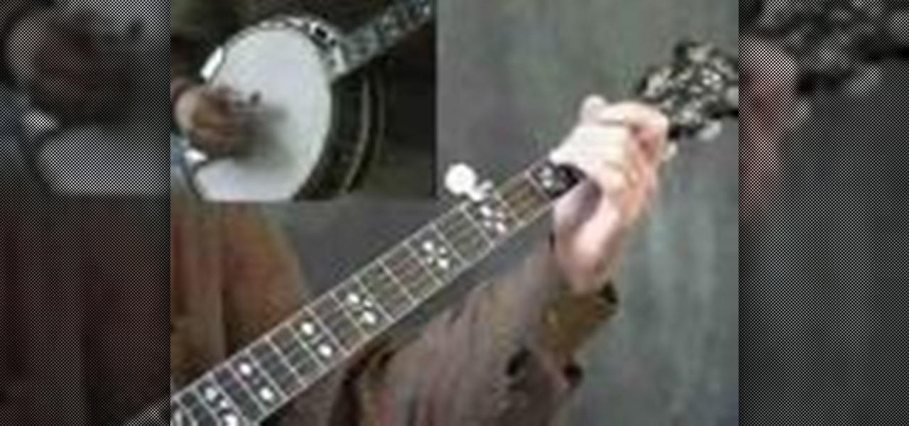 How To Play Down The Road On The Banjo Banjo Wonderhowto