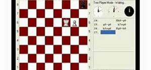 Win with only your pawns in your chess endgame