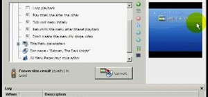 Convert movie files to DVD player-playable video