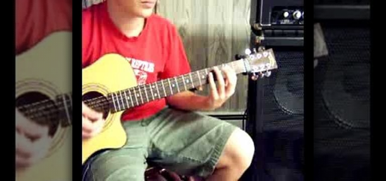How To Play Without You Here By The Goo Goo Dolls On Guitar