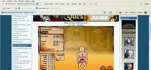 Hack Swords and Sandals 2 with Cheat Engine (09/28/09)