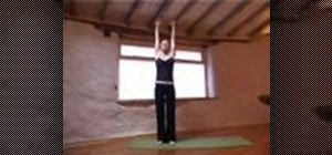 Practice yoga stretches for repetitive strain injuries