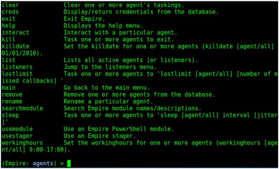 How to Use PowerShell Empire: Getting Started with Post-Exploitation of Windows Hosts