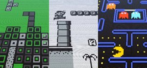 Retro Games Collide into Minecraft for Amazing Stop-Motion Madness