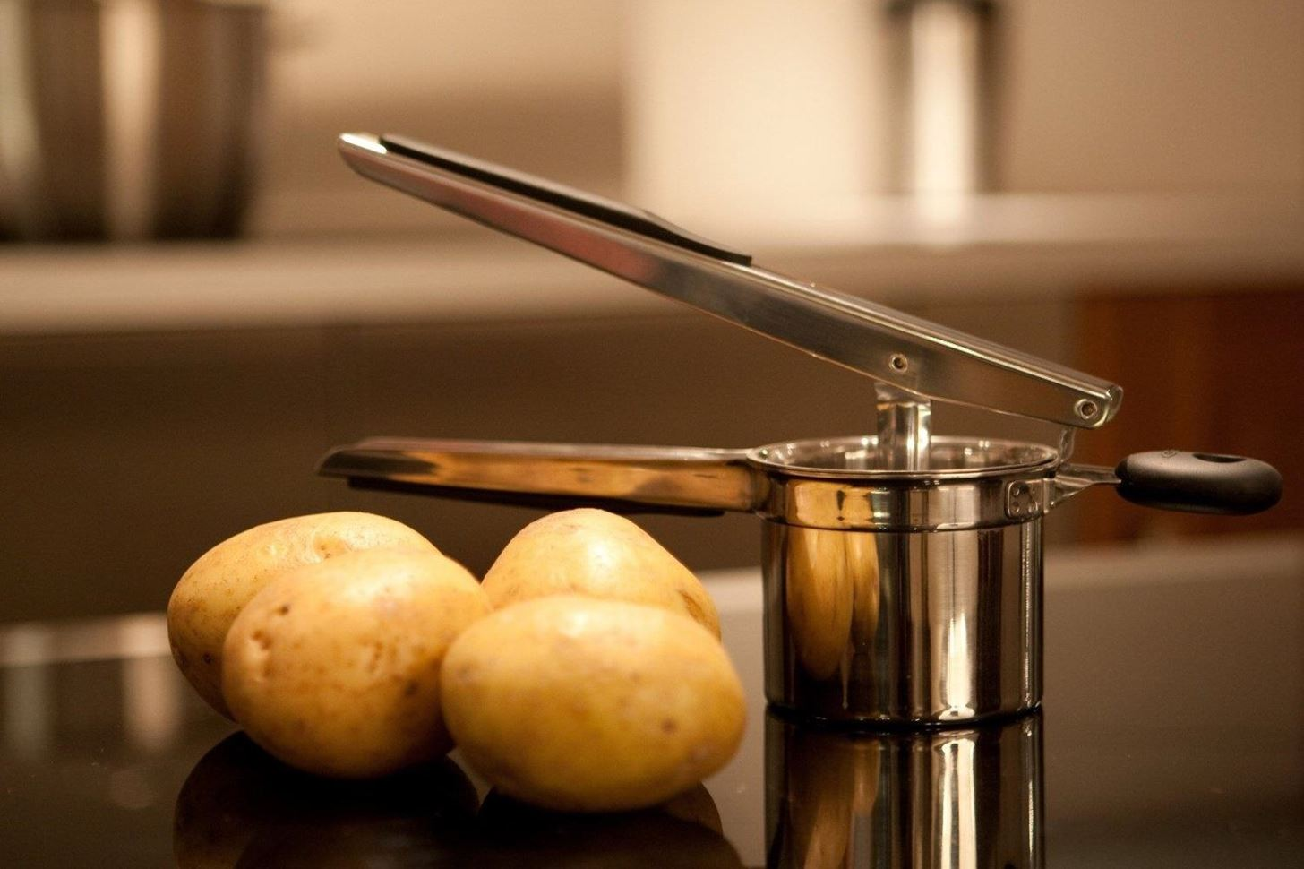 Food Tool Friday: The Potato Ricer Is a Multipurpose Marvel