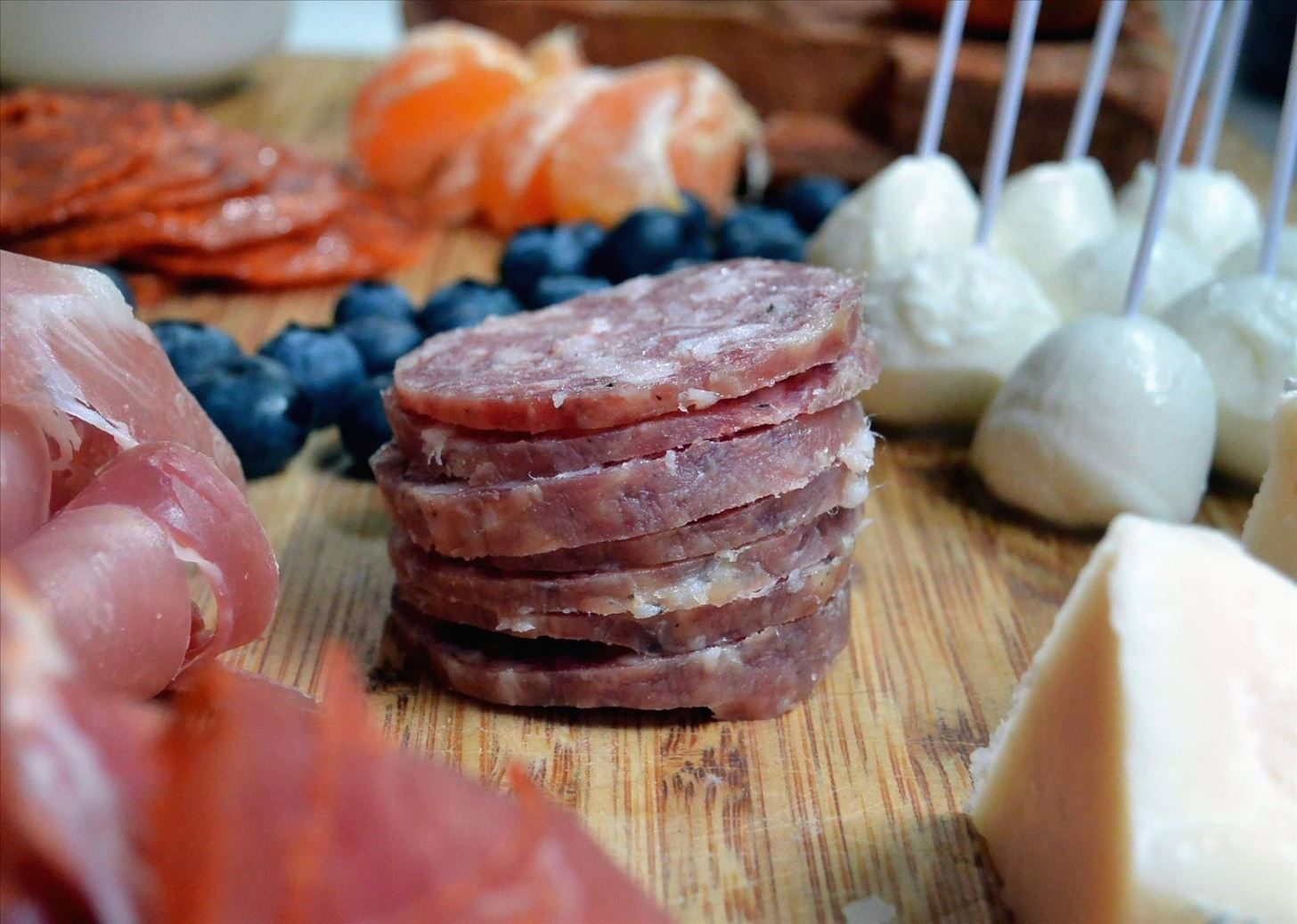 The Ultimate Guide to Making a Kickass Meat & Cheese Plate