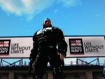 Advertising in Alan Wake