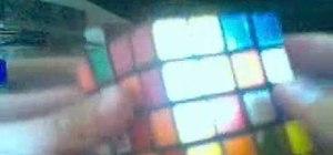 Solve a 4x4 Rubik's Cube Revenge