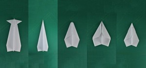 how to fold f15 jet fighter paper plane 171 origami