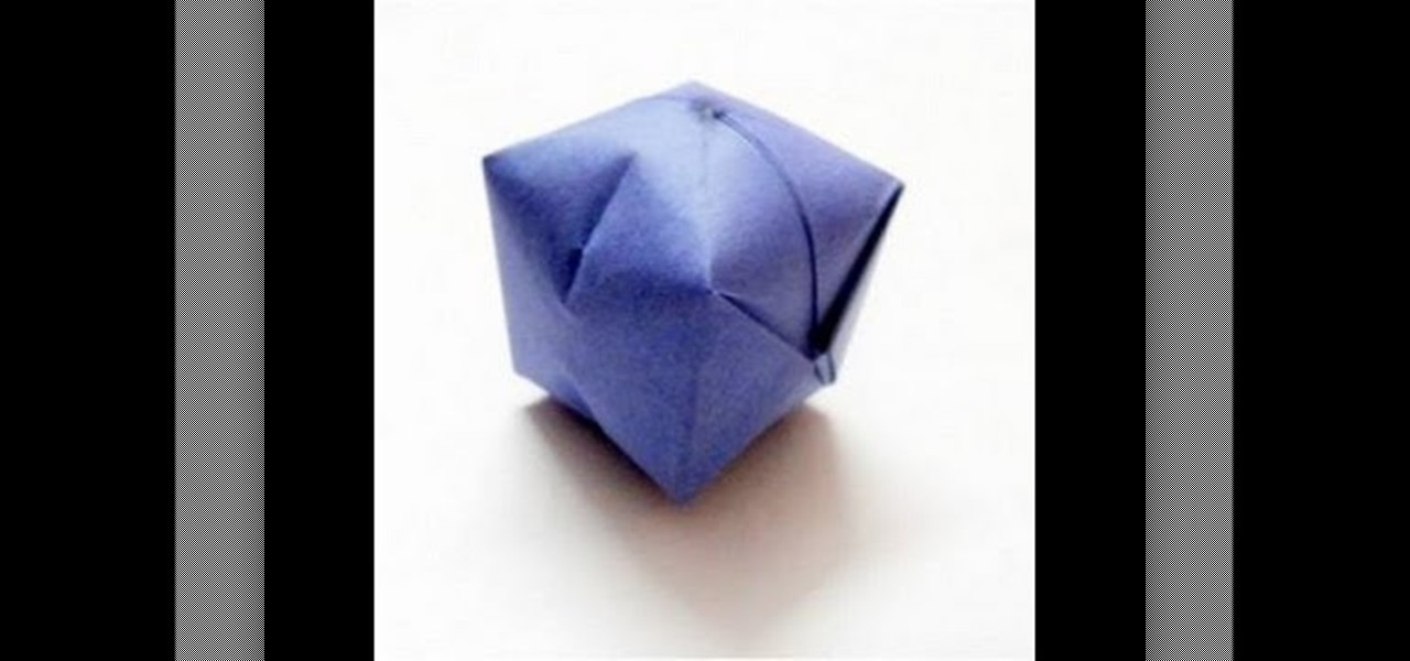 Create an Origami Ball