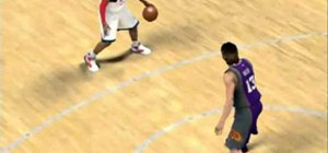 Use isomotion dribbling to score more points in NBA 2K11