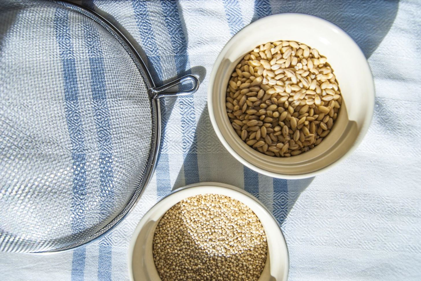 How to Cook Grains Perfectly, Every Time