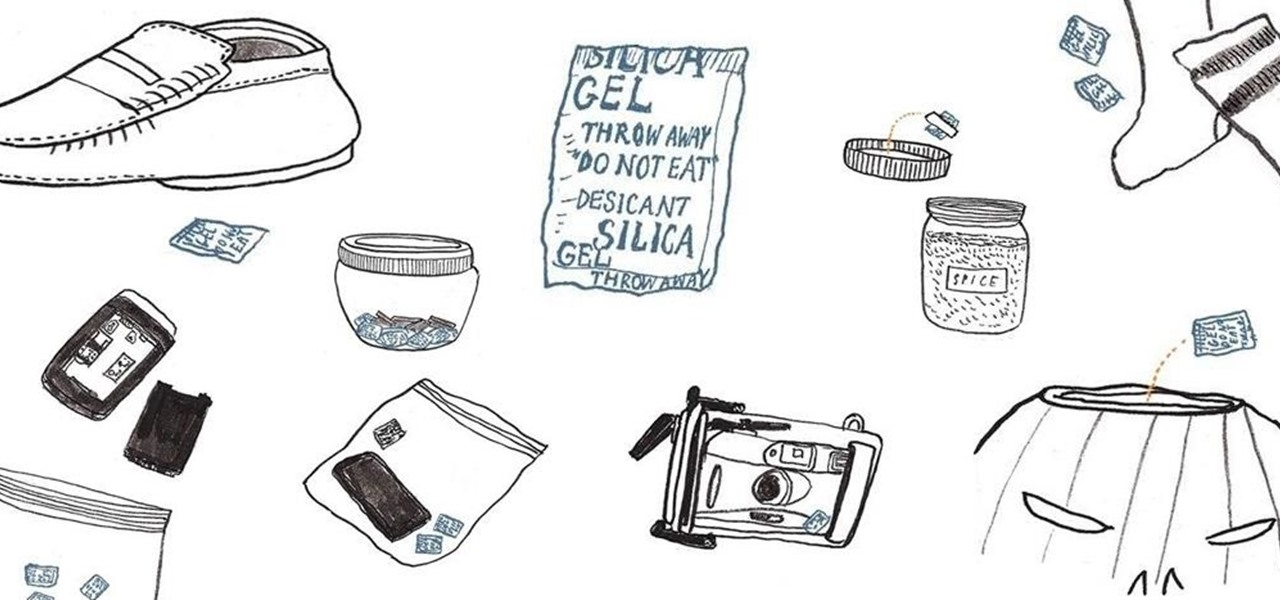 11 Unexpected Uses for Silica Gel Packets