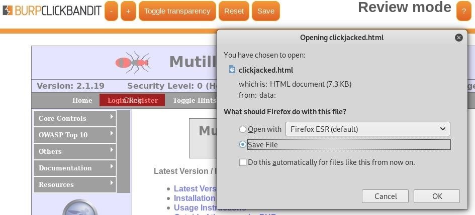 How to Generate a Clickjacking Attack with Burp Suite to Steal User Clicks