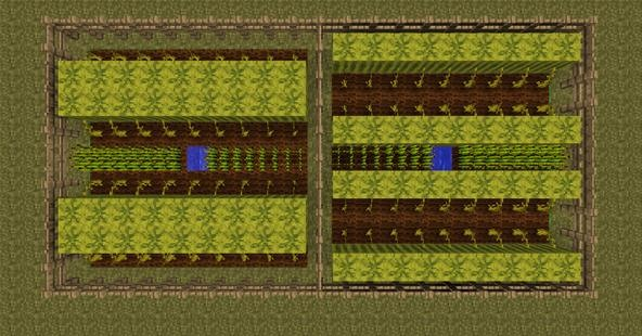 Minecraft World's Exhaustive Guide to Food Farming