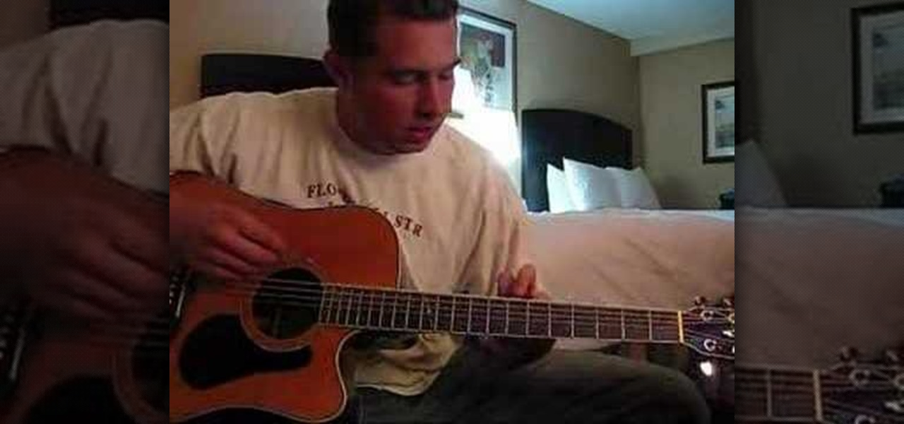 How To Play Barre Chords On The Acoustic Guitar Easily Acoustic
