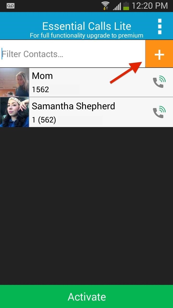 How to Set Emergency Contacts to Bypass Silent & Vibrate Modes on Your Galaxy Note 2