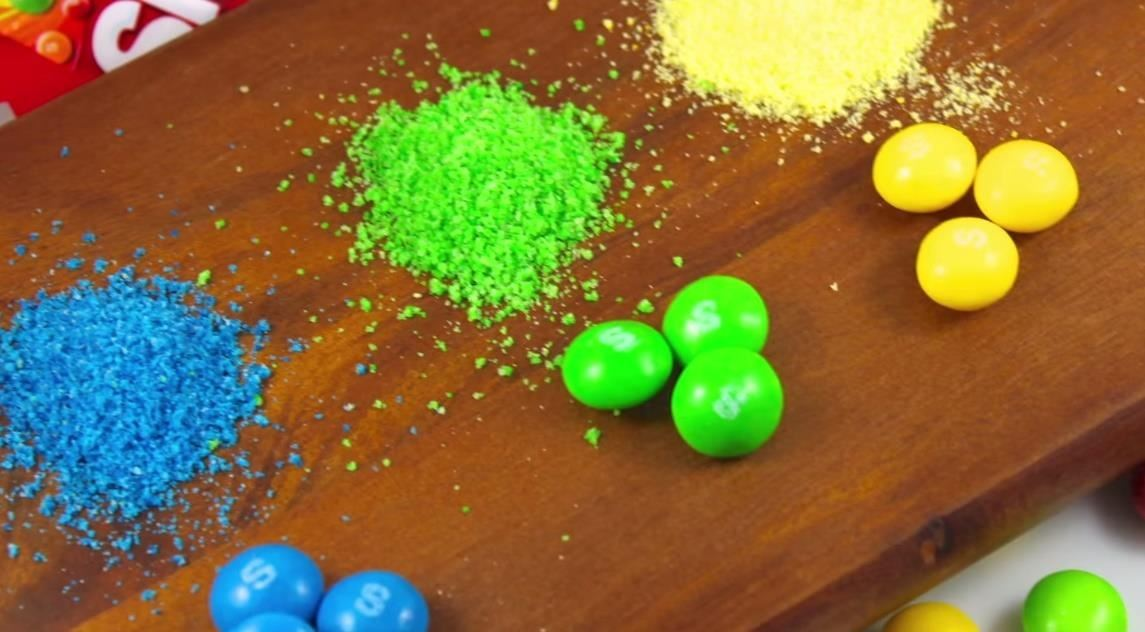 How to Turn Skittles into Fruity Sprinkles for Vivid, More Flavorful Desserts