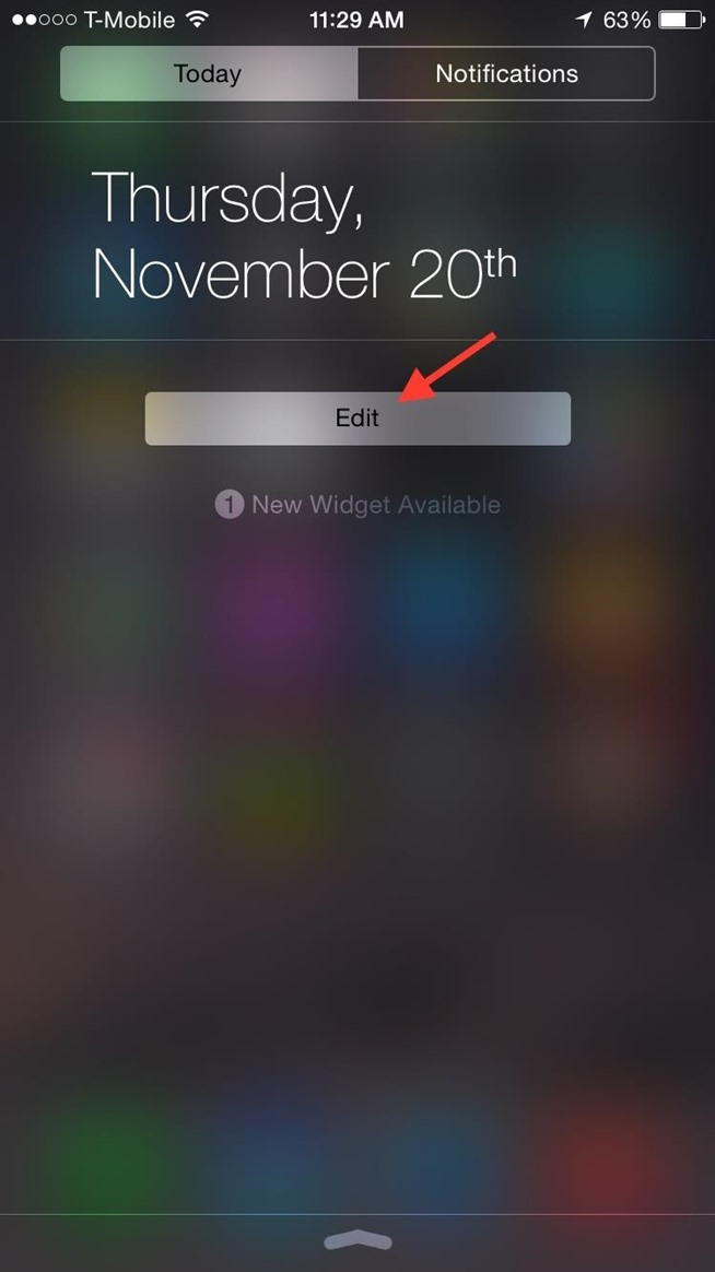 Add Notes to Your iPhone's Notification Center for Easy Access Anytime