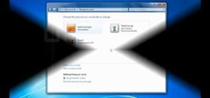 unlock the windows 7 vista hidden admin account