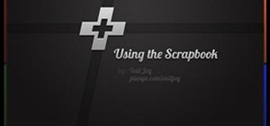 The Scrapbook - from +Vail Joy