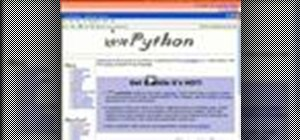 Install wxPython