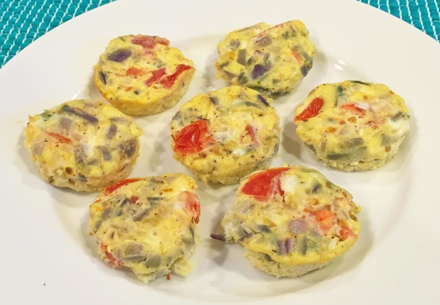 5 Savory Appetizers You Can Make in a Muffin Tin