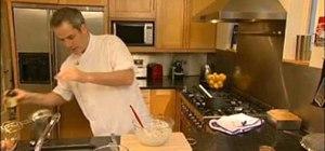 Make sticky toffee pudding