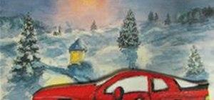 Make Porsche Christmas Cookies