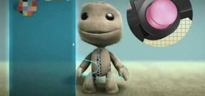 Custom with SackFashion in Little Big Planet for PS3