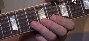 Use legato patterns to play pentatonic scales