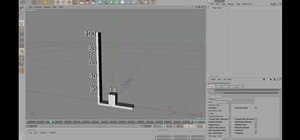 Create a 3D bar graph using Cinema 4D