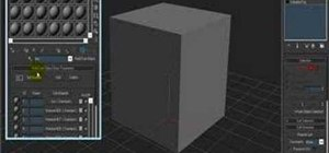 Apply multiple materials to a single object in 3ds Max