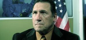 Art LaFleur stars as Dr. Hess in Dahmer vs Gacy.