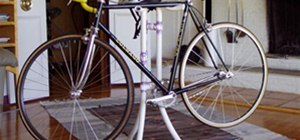 PVC Pipe Bike Rack