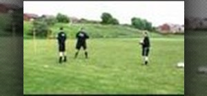 Do a pre-match warm-up for soccer goalkeeper training