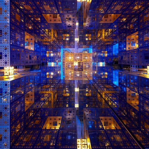 Beyond Infinity Immersive Installation