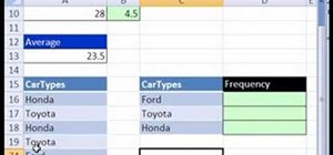 Use absolute and relative cell references in MS Excel