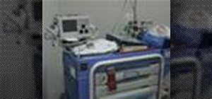 Do a daily check of the code blue cart in nursing