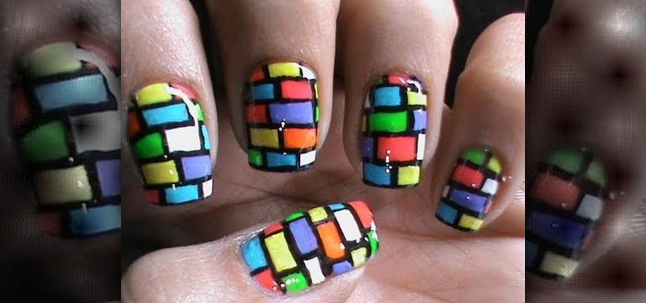 do bricks nail art design?!