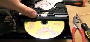 Manually Eject a Stuck DVD in Your PS3's Blu-ray Disc Drive