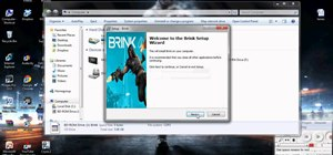 Download and install Brink for free
