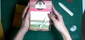 Make a holder for a card set