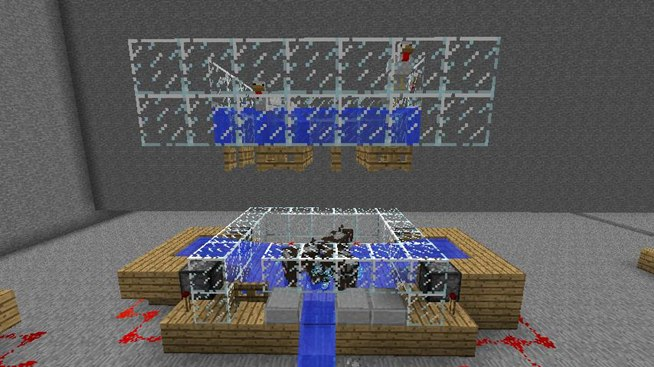 how to make a cow farm in minecraft with spawner