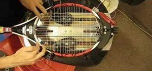 Use UKRSA's ATW pattern for the tennis racket