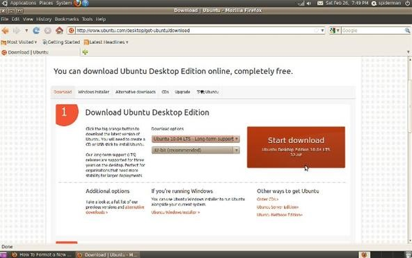 How to Partition and Format a New Hard Disk Using Linux