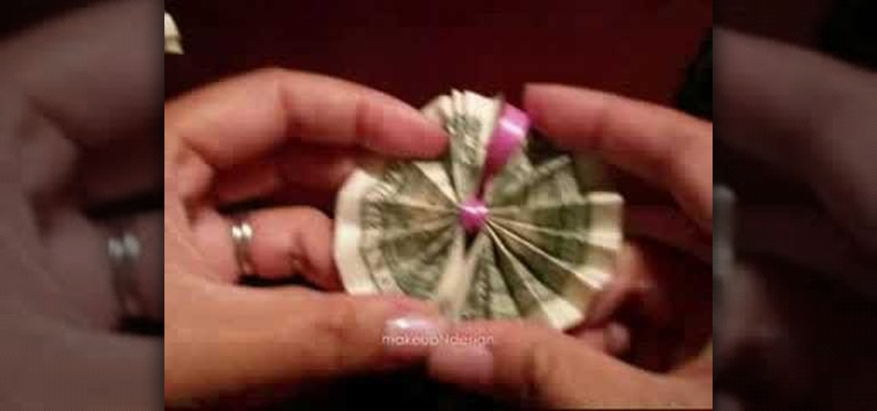 How To Make Dollar Origami Elephant
