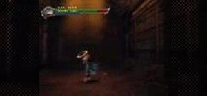 Unlock survival mode in Mortal Kombat Shaolin Monks