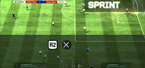 Defend in FIFA 11 for the PlayStation 3