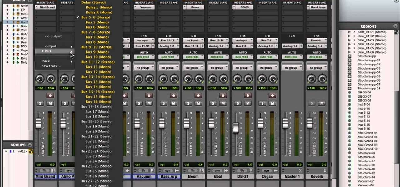 How to Use virtual instruments in Avid Pro Tools 9 « Pro